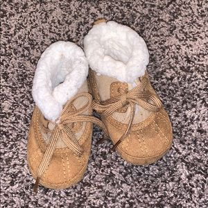 Baby Bootie Moccasins SZ.2